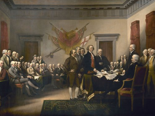 Trumbull_Declaration_independence