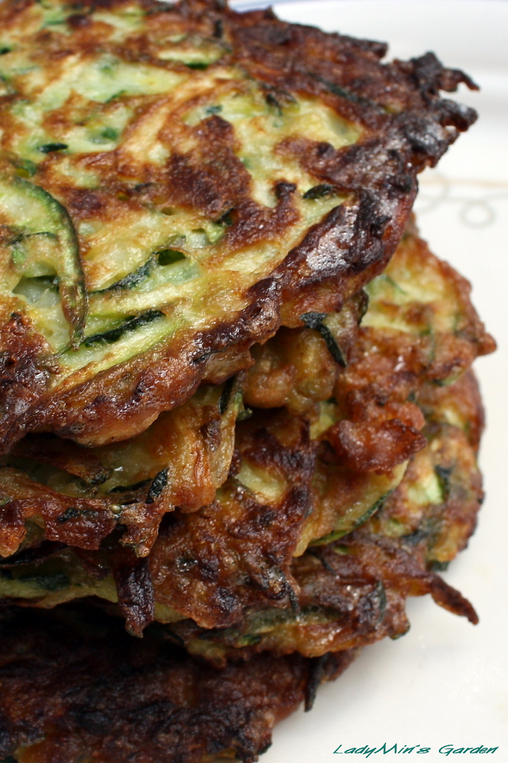Zucchini Fritters Recipes — Dishmaps